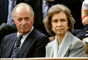 Why do Royals always look so miserable?
