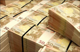 240 Billion Euros lost to tax evasion