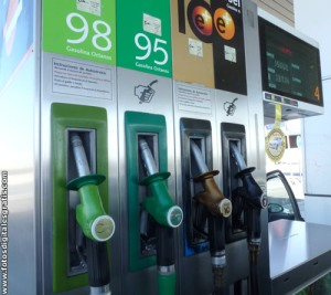 Petrol prices are still rising